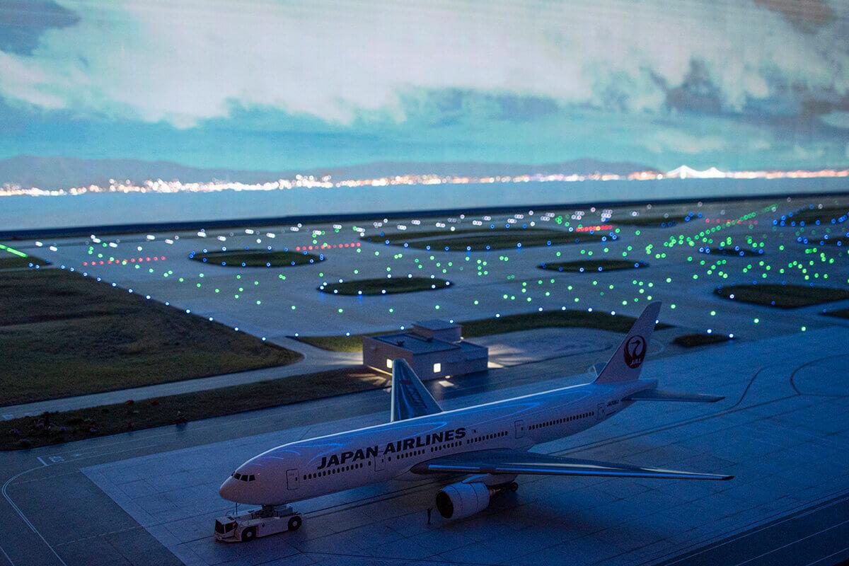SMALL WORLDS TOKYO 關西國際機場區域