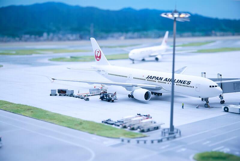 関西国際空港』エリア | スモールワールズ 公式サイト|世界最大級の ...