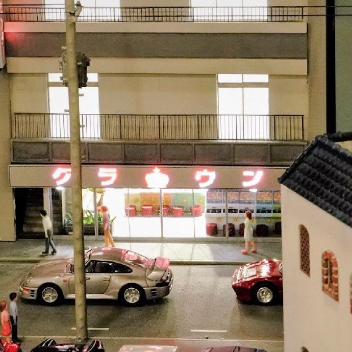 SMALL WORLDS TOKYO 美少女戰士區域