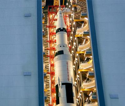 Space Center Area