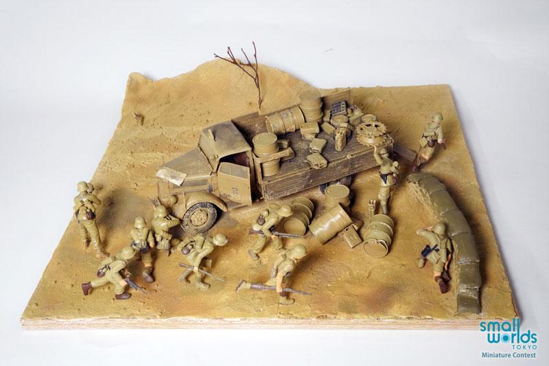北アフリカ戦線