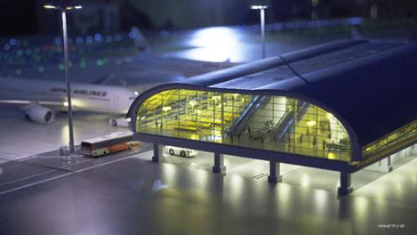 スモールワールズTOKYO関西国際空港エリア