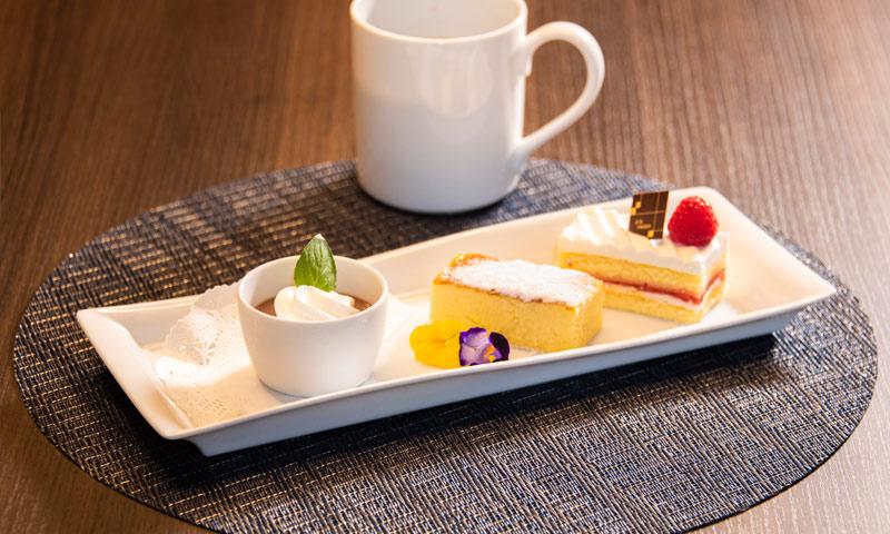SMALL WORLDS TOKYO 甜品套餐