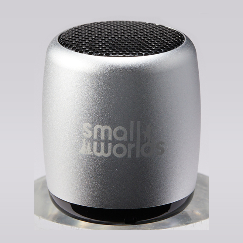 Wish-fulfilling Small Speaker