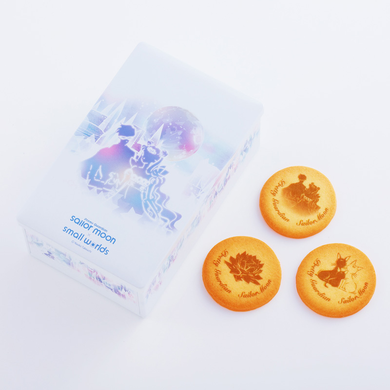 Pretty Guardian Sailor Moon Printed Cookies in Can