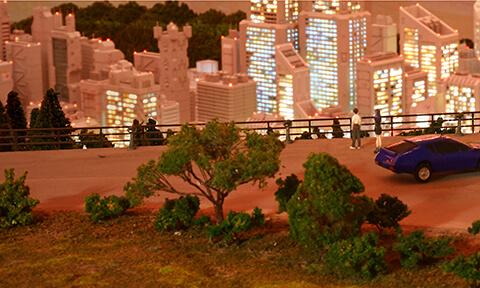 EVANGELION: TOKYO-III Area