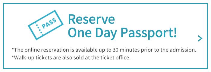 Reserve One Day Passport!
